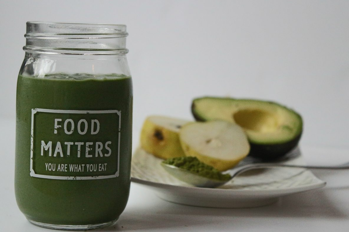 matcha-fibre-energy-smoothie